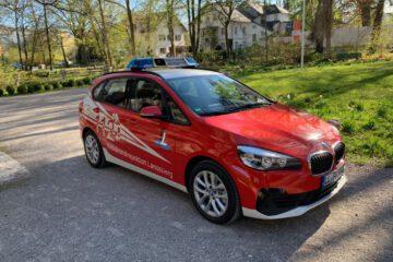 KDOW Feuerwehr BMW 2er
